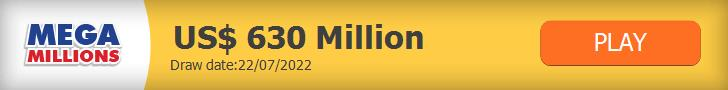 Play US Mega Millions online!